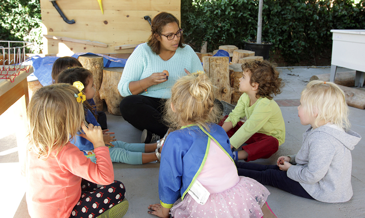 The Role of Mixed Age Grouping in Montessori